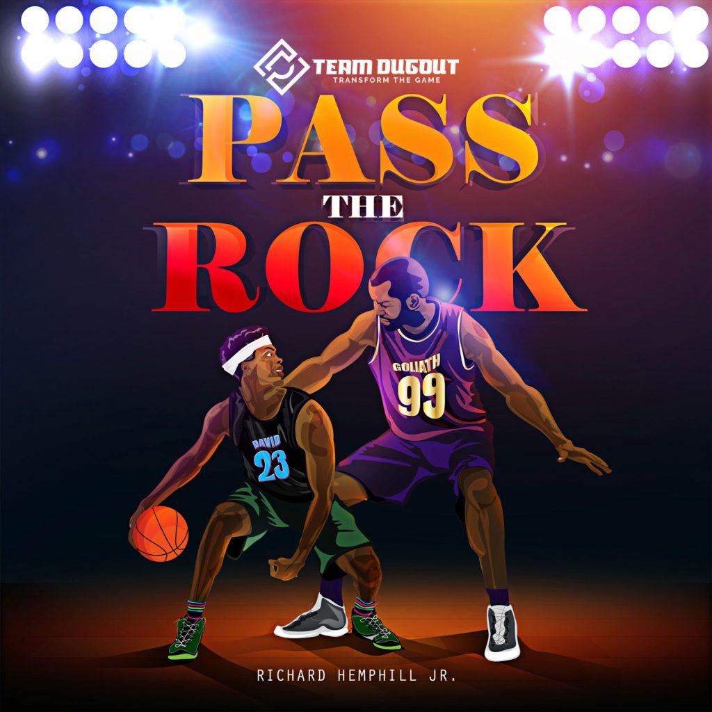 team-dugout-pass-the-rock